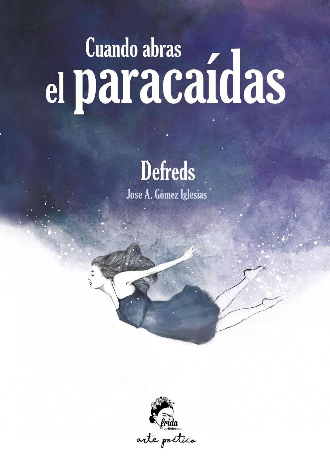Vorágine Interna: Blog literario: PoetizArte: Cuando abras el paracaídas
