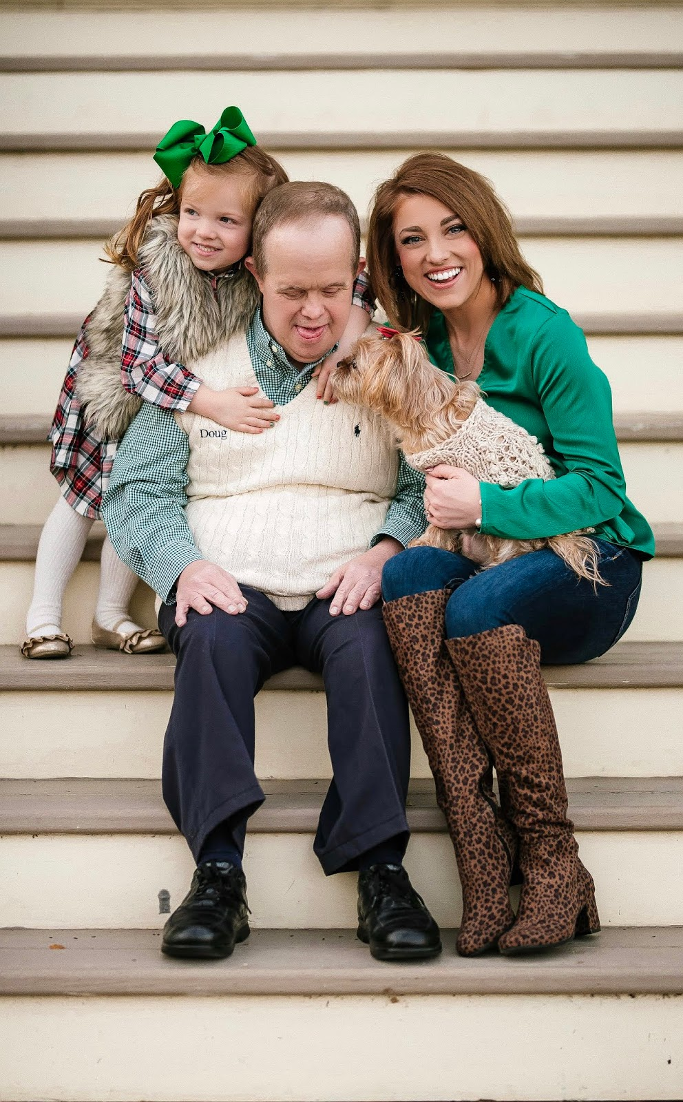 Meet Doug: A story about my Uncle who has Down Syndrome - Something Delightful Blog