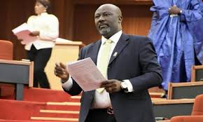 Dino Melaye fault Buhari for still keeping Ibrahim Magu as EFCC boss