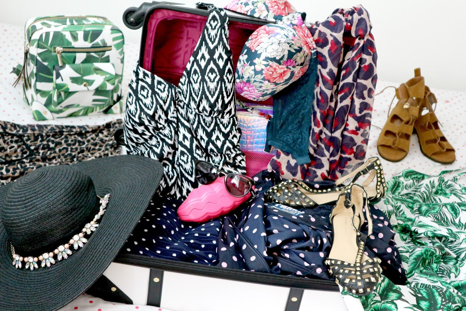 Hand Luggage Packing