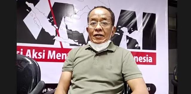 Said Didu: Pemerintahan Jokowi Kritis, Cari Utang Susah, Jual SUN Nggak Laku
