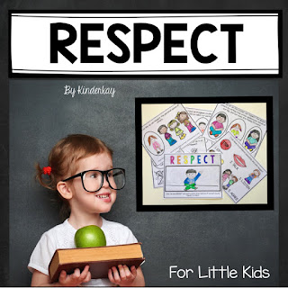 https://www.teacherspayteachers.com/Product/RESPECT-Activities-for-Young-Children-807175