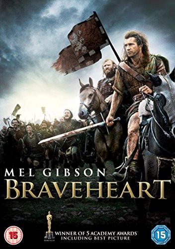 Braveheart (1995) Dual Audio Hindi 450MB BluRay 480p x264 ESubs