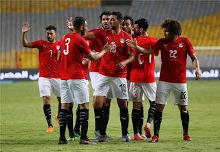 موعد وتوقيت مباراة مصر وغينيا الودية  الأحد 16-6-2019 والقنوات الناقلة