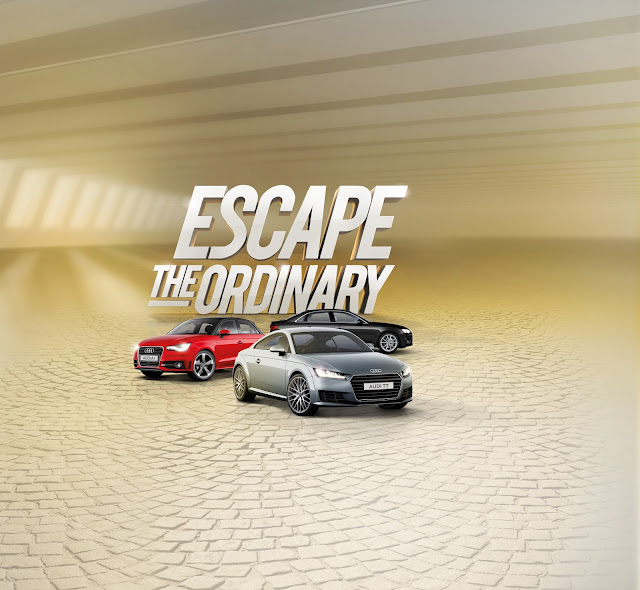 Escape The Ordinary @MontecasinoZA #AudiA1Sportback #AudiTT