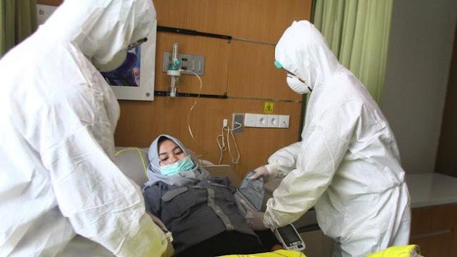 Pasien Terinfeksi Virus Corona di Indonesia Capai 2.092