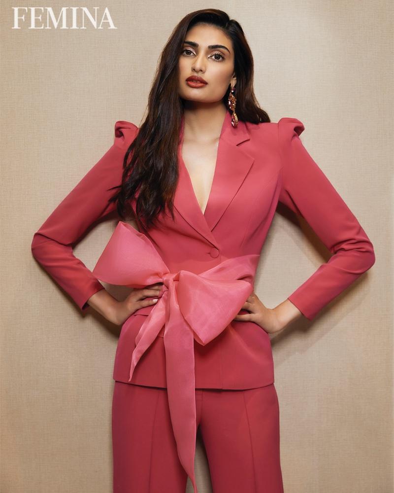 Athiya Shetty for Femina India February 2021