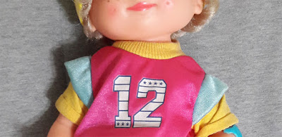 boneca Lu Patinadora
