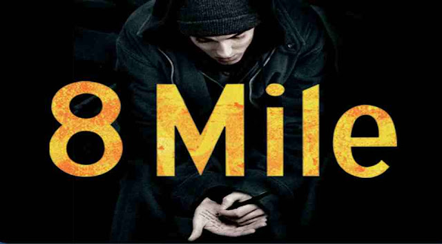 The movie 8-Mile is based on which famous Rapper?