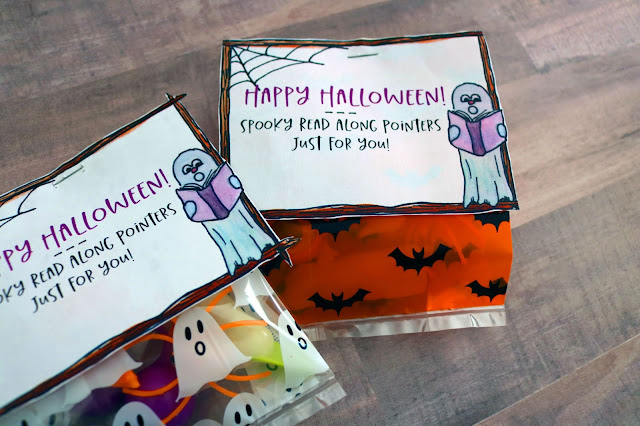 Halloween Student Reading Free Printable