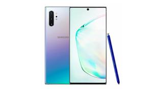 Samsung Galaxy Note 10+ N975F Gümüş Akıllı Telefon