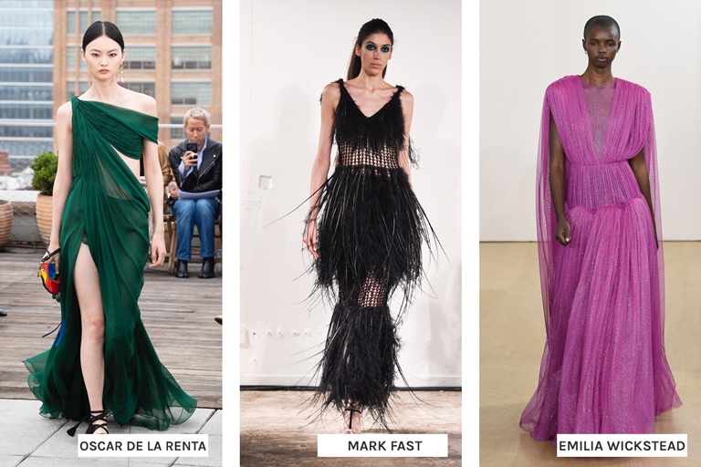 Red Carpet Dresses Spring 2019