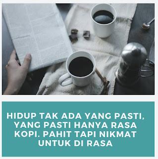 kata kata lucu tentang kopi
