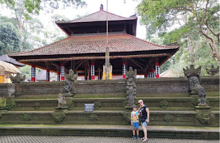 Indonesia, Isla de Bali, Ubud, Monkey Forest.