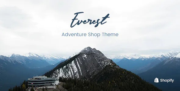 Best Adventure Stores Shopify Theme