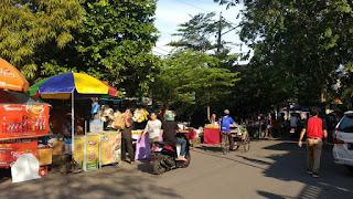 Wali Kota Cirebon Perbolehkan Pedagang Musiman Berjualan Di Jalan KS. Tubun