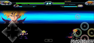 MUGEN JUMP FORCE ANDROID APK