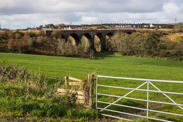 Keekle Viaduct, with Keekle Beyond
