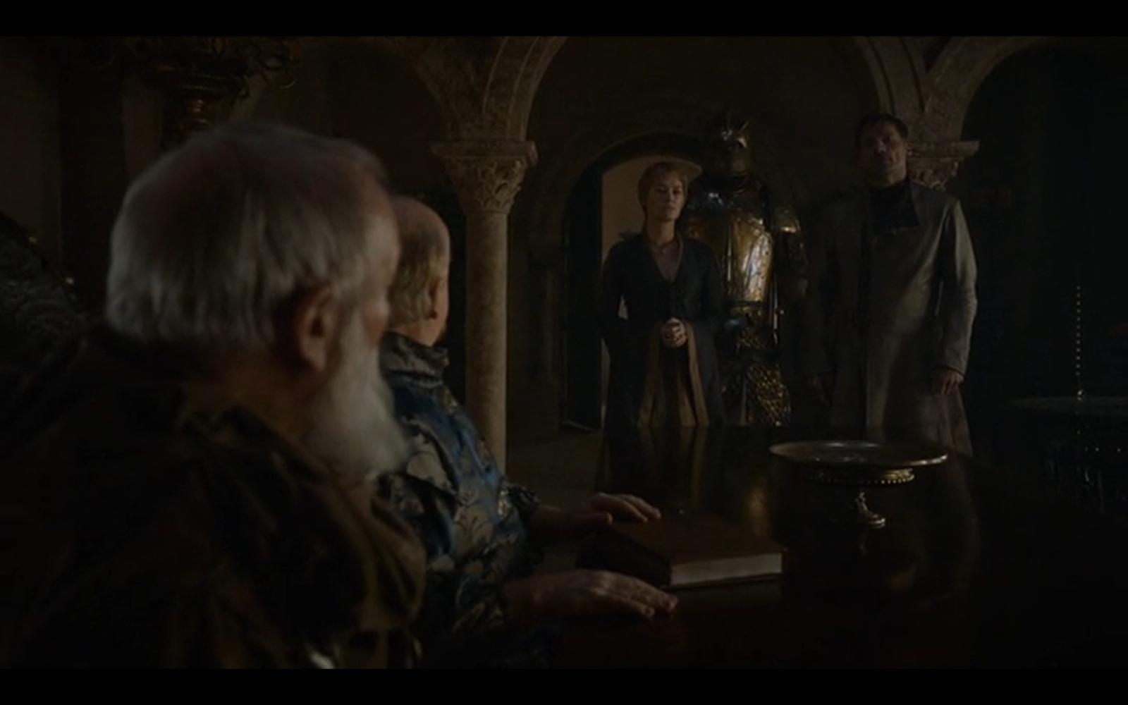 9cbaaad028 Si vamos a Desembarco del Rey comprobaremos que al joven Rey se le gana con  cuatro palabras bien dichas