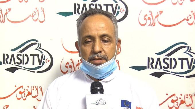 وزارة الصحة الصحراوية تؤكد شفاء حالتين من المصابين بڤيروس كورونا وتحث المواطنين على ضرورة إرتداء الكمامات الواقية.
