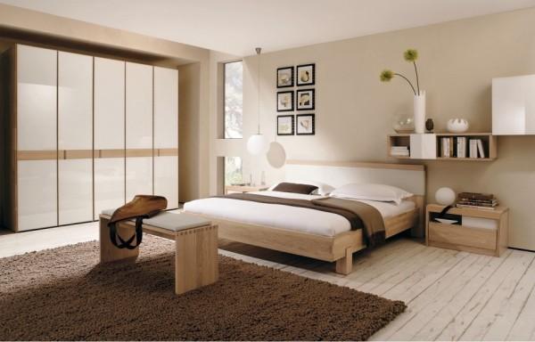 Thiết kế nội thất kiểu Nhật - Phòng ngủ nhẹ nhàng, độc đáo
