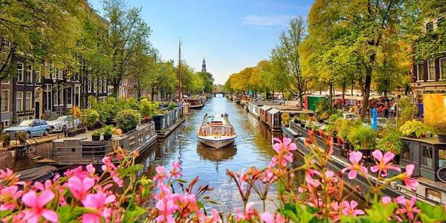 أفضل 20 وجهة سياحية في هولندا ضعوها على قائمة سفركم