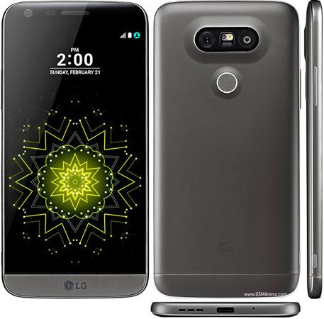 Android Hebat LG G5