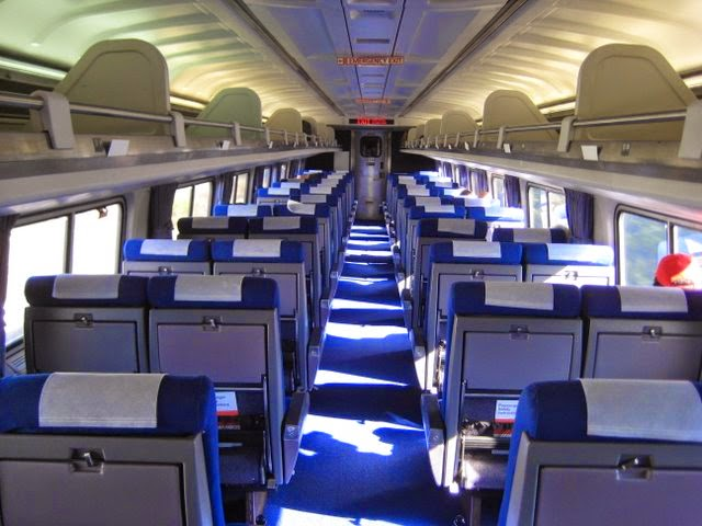 Travel With United Military Travel Most Scenic Train Rides Across The Usa