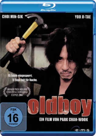OldBoy 2003 BluRay 400Mb Hindi Dual Audio 480p Watch Online Full Movie Download bolly4u