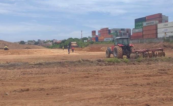 Construção da Nova Rodoviária é iniciada no bairro de Águas Claras