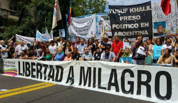 Justicia argentina rechaza revisar condena a Milagro Sala