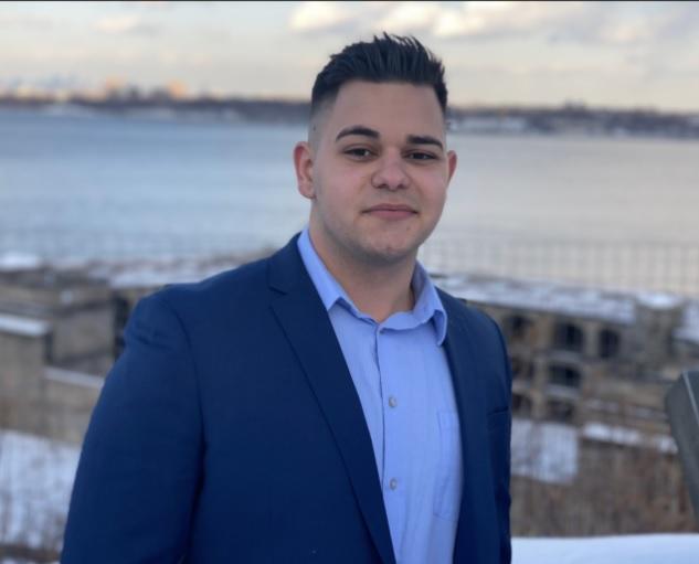 L'albanese Jordan Hafizi è candidato al consiglio comunale di Staten Island