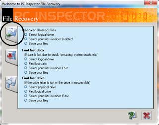 Cara Mengembalikan File dengan PC Inspector File Recovery