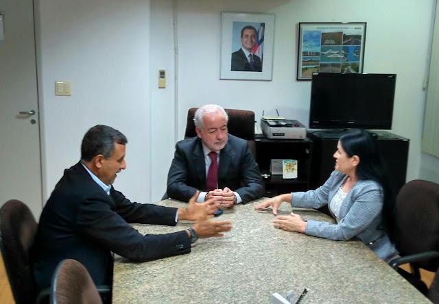Jusmari anuncia parcerias para pavimentação da estrada que liga Barreiras a Catolândia