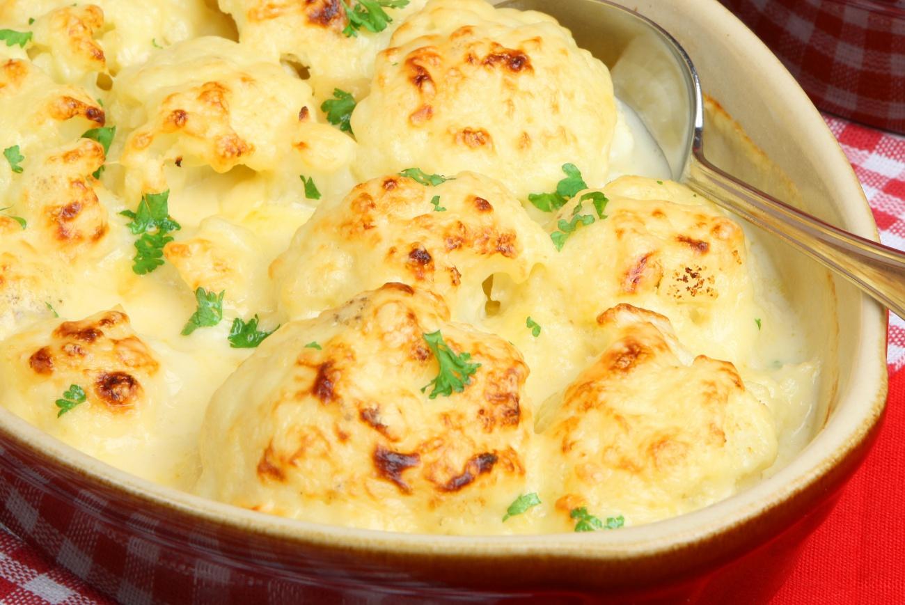 طريقة تحضير كرات القرنبيط بالجبنة