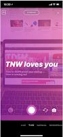 Instagram Menguji fitur 'Type' Baru Untuk Stories and screenshot Alert