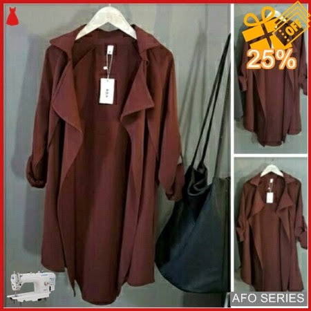 AFO511 Model Fashion Blazer Bella LD 102 P Murah BMGShop