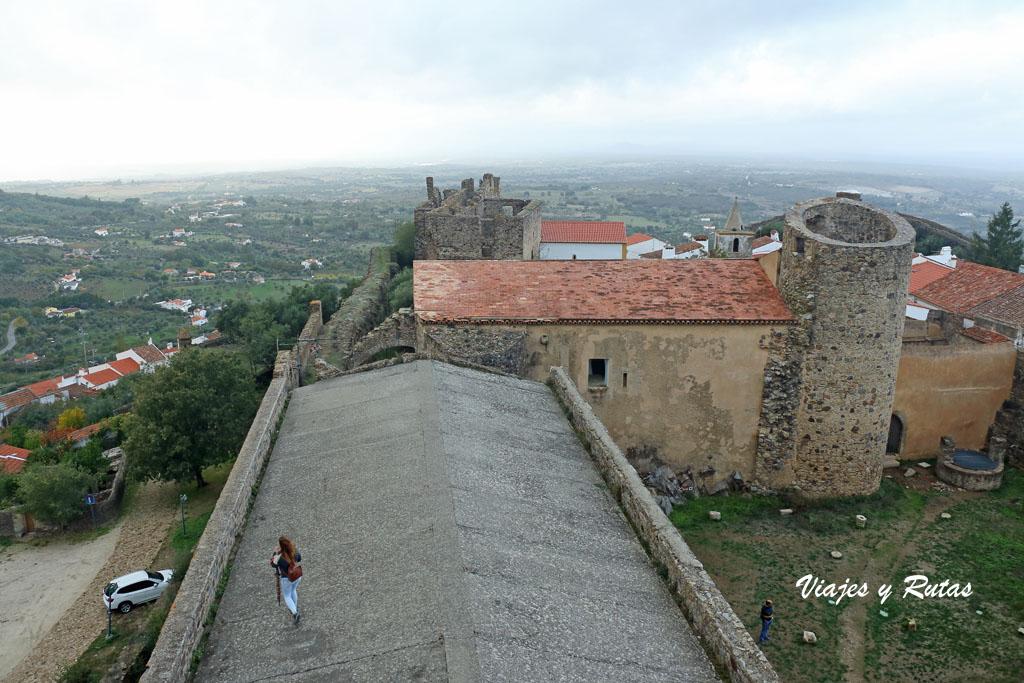 Castillo de Castelo de Vide