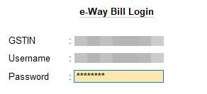 e-Way-Bill-Login-_screen-for-Geenrate-Ewaybill