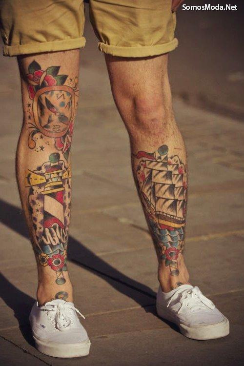 35 Ideas De Tatuajes De Hombre Diseños Con Imagenes Moda Y