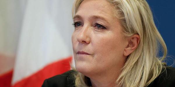 Marine Le Pen après les manifestations : «Pourquoi rien n'est fait contre les Black Blocs...?»