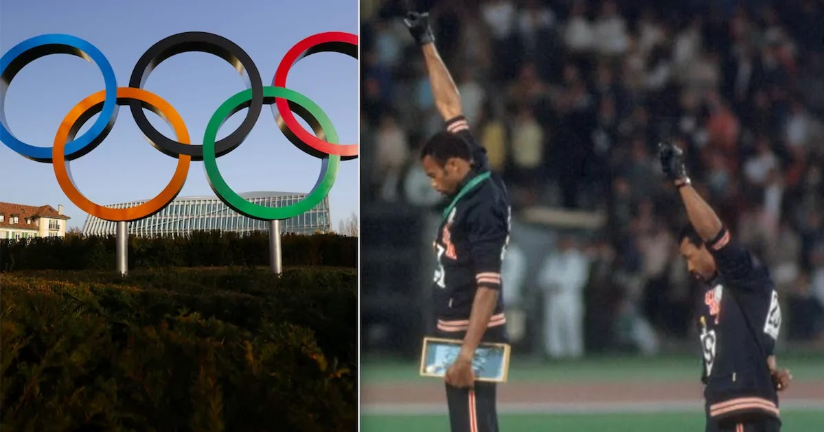 International Olympic Committee To Punish Any Athletes Who Take A Knee Or Raise A Fist During The Tokyo Olympics