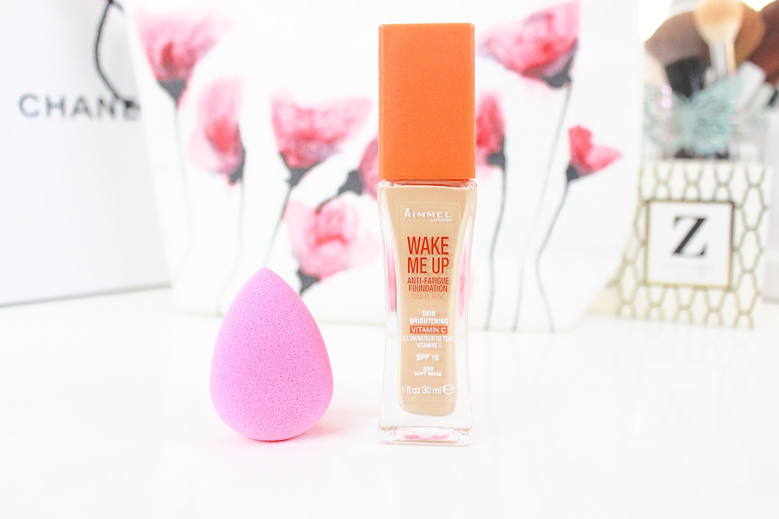 Rimmel Wake Me Up Foundation