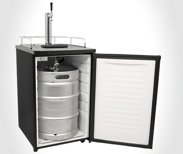 EdgestarKegerator Keg and Beer Cooler