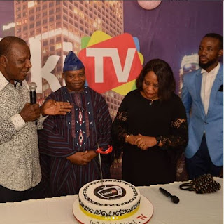 GIST: Lekki Tv Is Proud To Launch The Most Entertaining Online Tv Platform In Africa