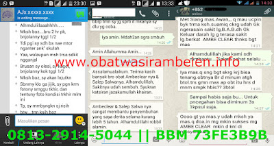 obat ambeien