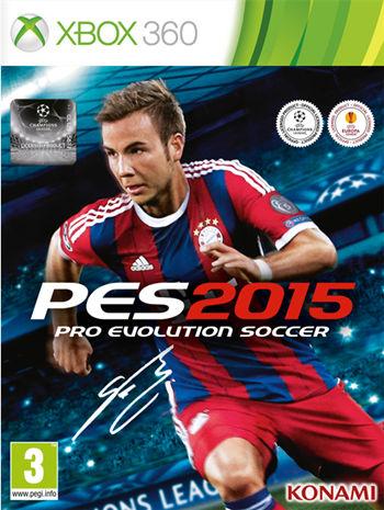Pes 2015 Xbox 360 Español Latino Region Free
