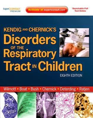 Kendig, Chernick Các rối loạn đường hô hấp ở trẻ em 8e