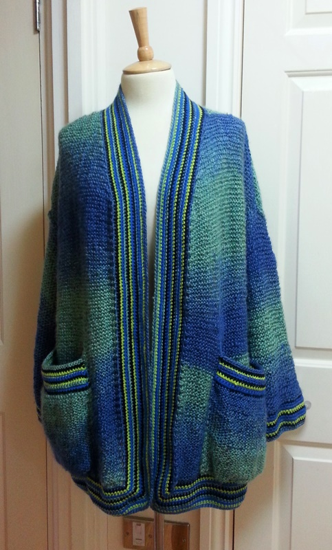 knit kardigan