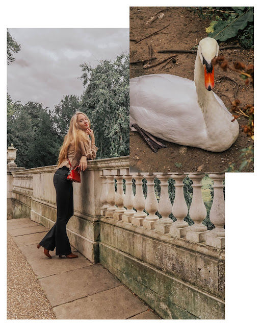 luxury london fashion autumn styling